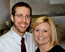 Daniel and Kara Butze