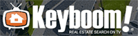 Keyboom.tv logo